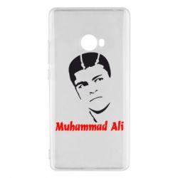 Чехол для Xiaomi Mi Note 2 Muhammad Ali