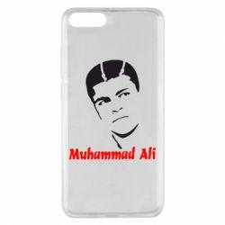 Чехол для Xiaomi Mi Note 3 Muhammad Ali