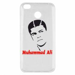 Чехол для Xiaomi Redmi 4x Muhammad Ali