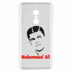 Чехол для Xiaomi Redmi Note 4 Muhammad Ali
