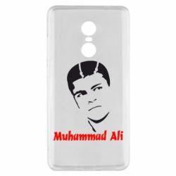 Чехол для Xiaomi Redmi Note 4x Muhammad Ali
