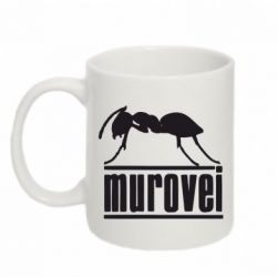 Кружка 320ml Murovei Logo - FatLine