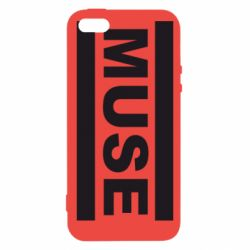 Чохол для iphone 5/5S/SE MUSE