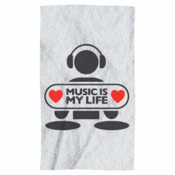 Рушник Music is my life