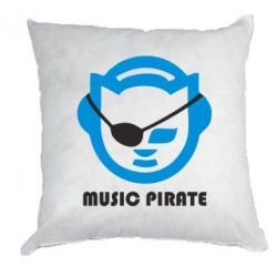 Подушка Music pirate - FatLine