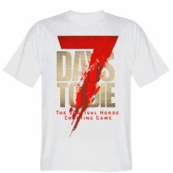 Чоловіча футболка 7 Days To Die
