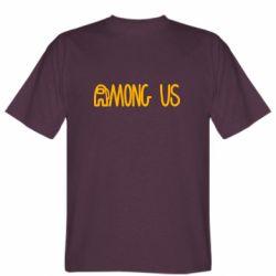 Чоловіча футболка Among Us Logo