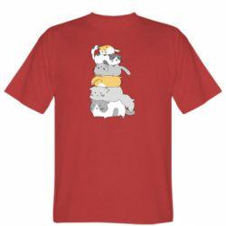 Чоловіча футболка Cats