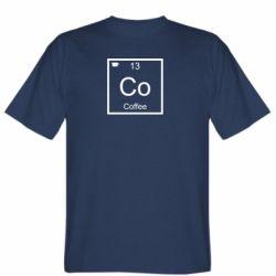 Чоловіча футболка Co coffee