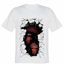 Чоловіча футболка Colossal titan