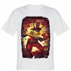 Чоловіча футболка Deadpool Comics