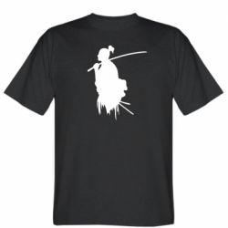 Чоловіча футболка Ghost Of Tsushima Silhouette