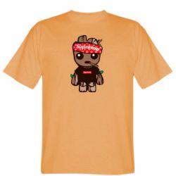 Мужская футболка Groot smokes