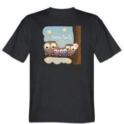 Чоловіча футболка Happy family