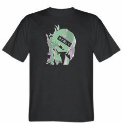 Чоловіча футболка Himiko Toga glitch