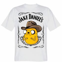 Чоловіча футболка Jack Daniels Adventure Time
