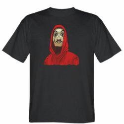 Мужская футболка La Casa De Papel art