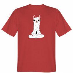 Чоловіча футболка Lama Yoga
