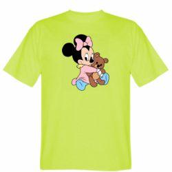 Чоловіча футболка Minnie And Bear