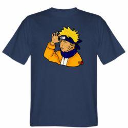 Мужская футболка Narutooo