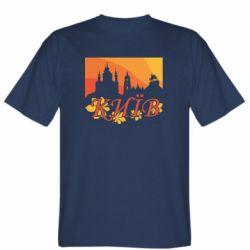 Чоловіча футболка Night-Day Kiev