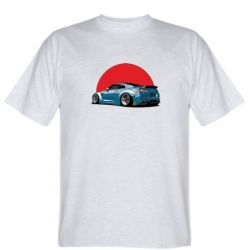 Мужская футболка Nissan GR-R Japan