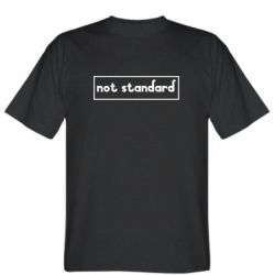 Чоловіча футболка Not standard