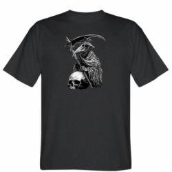 Чоловіча футболка Plague Doctor graphic arts