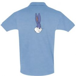 Футболка Поло Bugs Bunny Meme Face