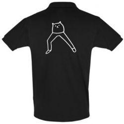 Футболка Поло Cat in pants