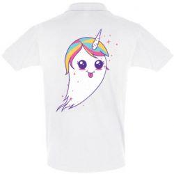 Футболка Поло Ghost Unicorn