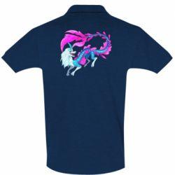Футболка Поло Sisu Water Dragon