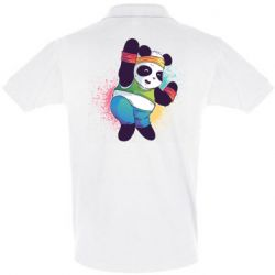 Футболка Поло Zumba Panda