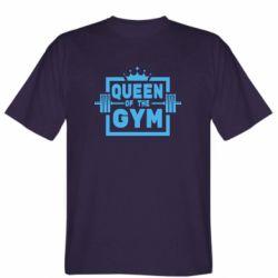 Чоловіча футболка Queen Of The Gym