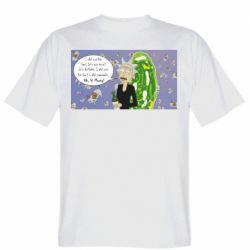 Мужская футболка Rick Wiseau