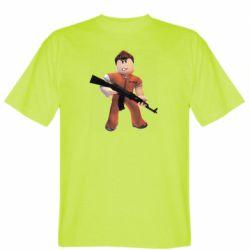 Чоловіча футболка Roblox Prisoner