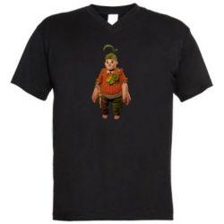 Чоловіча футболка з V-подібним вирізом It Takes Two Cody