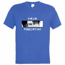 Чоловіча футболка з V-подібним вирізом Levi's Eyes