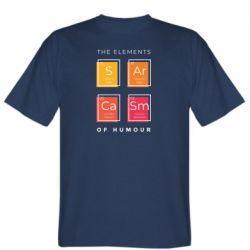 Чоловіча футболка Sarcasm