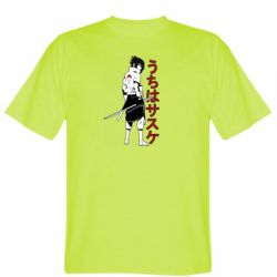 Чоловіча футболка Sasuke Art