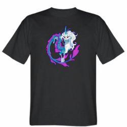 Чоловіча футболка Sisu Dragon Art