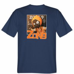 Чоловіча футболка Standoff Zone 9