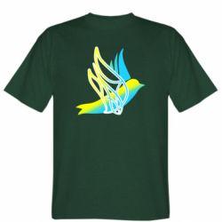 Чоловіча футболка Україна Ластівка