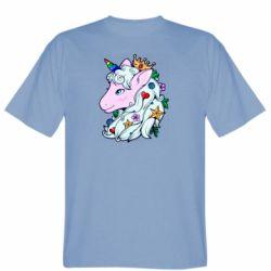 Чоловіча футболка Unicorn Princess
