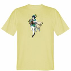 Чоловіча футболка Venti Genshin Impact