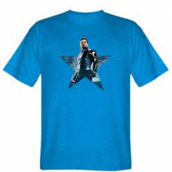 Чоловіча футболка Winter Soldier Star
