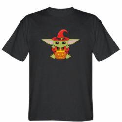 Чоловіча футболка Yoda conjures