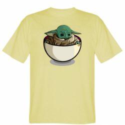 Чоловіча футболка Йода