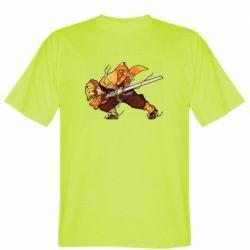 Чоловіча футболка Zenitsu Demon Slayer