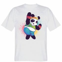 Чоловіча футболка Zumba Panda